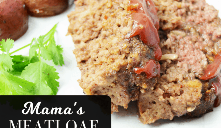Mama's Meatloaf Recipe