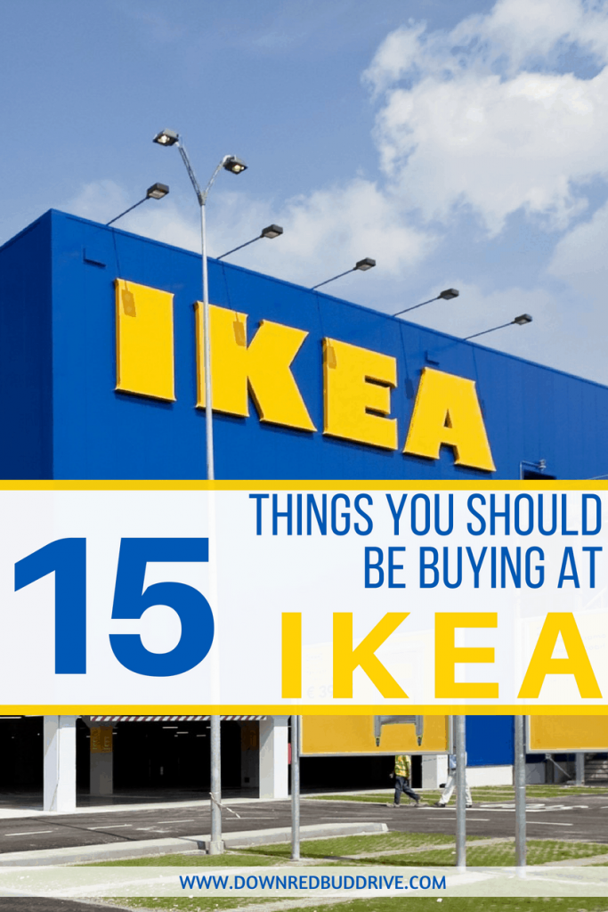 15 Things You Should Be Buying At IKEA
