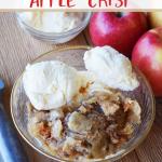 Mama's Apple Crisp Recipe