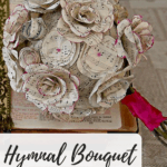 Hymnal Bouquet