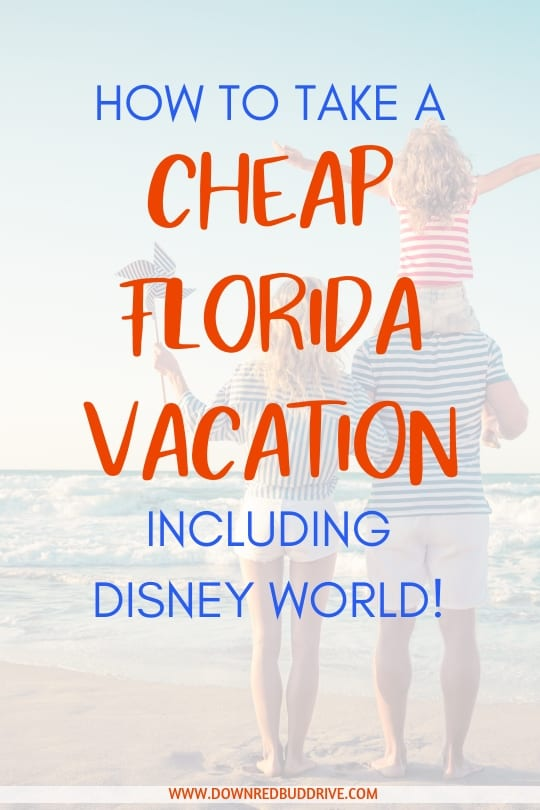 cheap Florida vacation