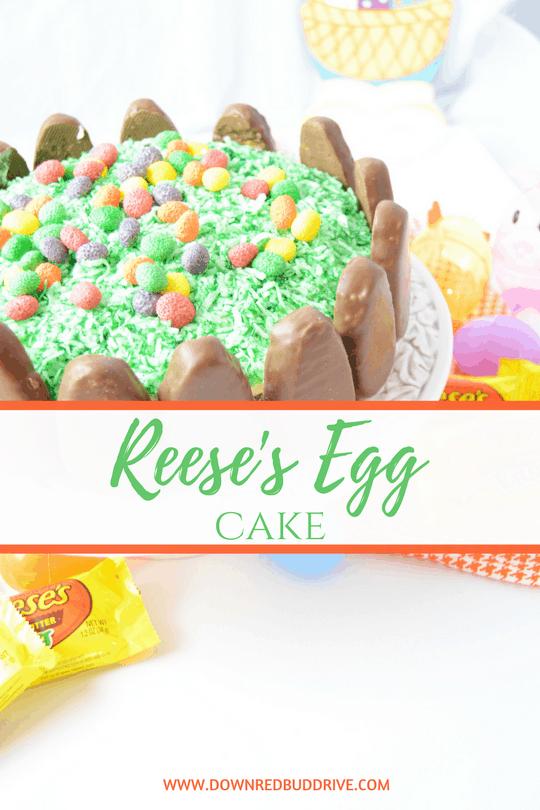 Reese's Egg Cake