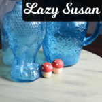 Simple DIY Lazy Susan