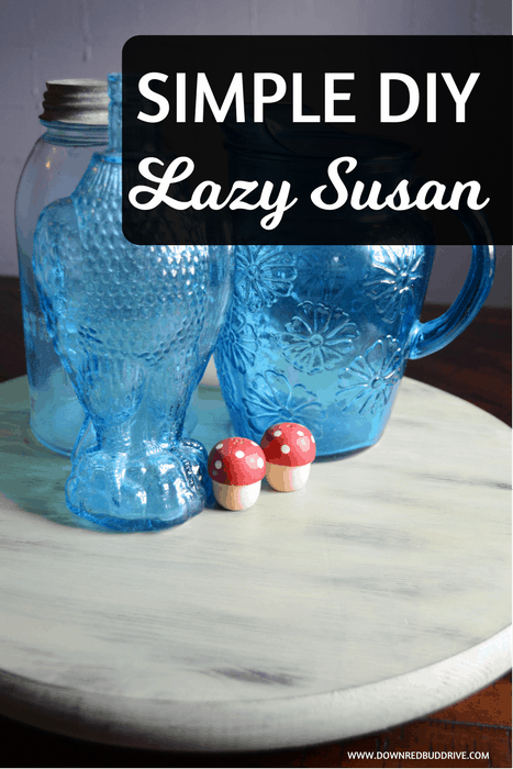Simple DIY Lazy Susan