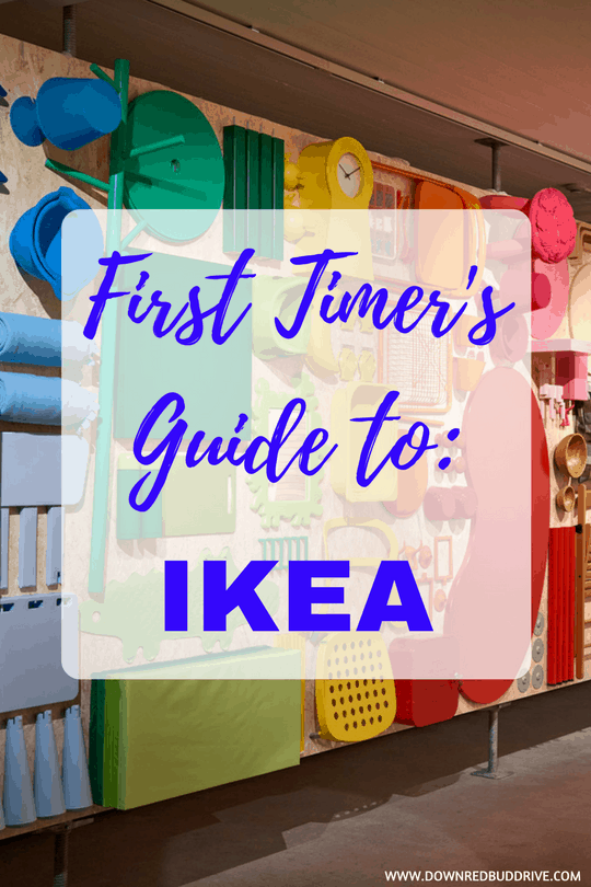 First Timer's Guide To IKEA