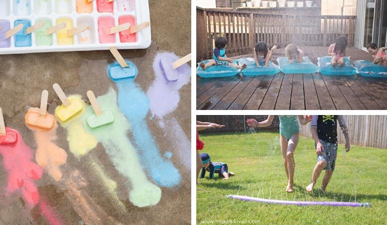 25+ Fun Activities for Kids in the Summer
