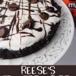 Copycat Dairy Queen Reese's Treatzza Pizza