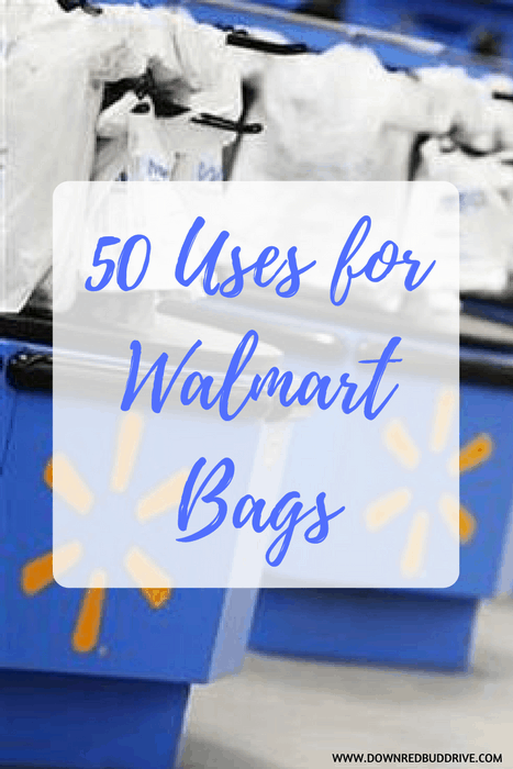 50 Uses for Walmart Bags