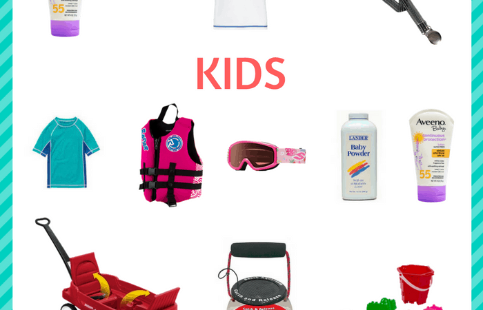 19 Must Haves for Your Next Beach Trip