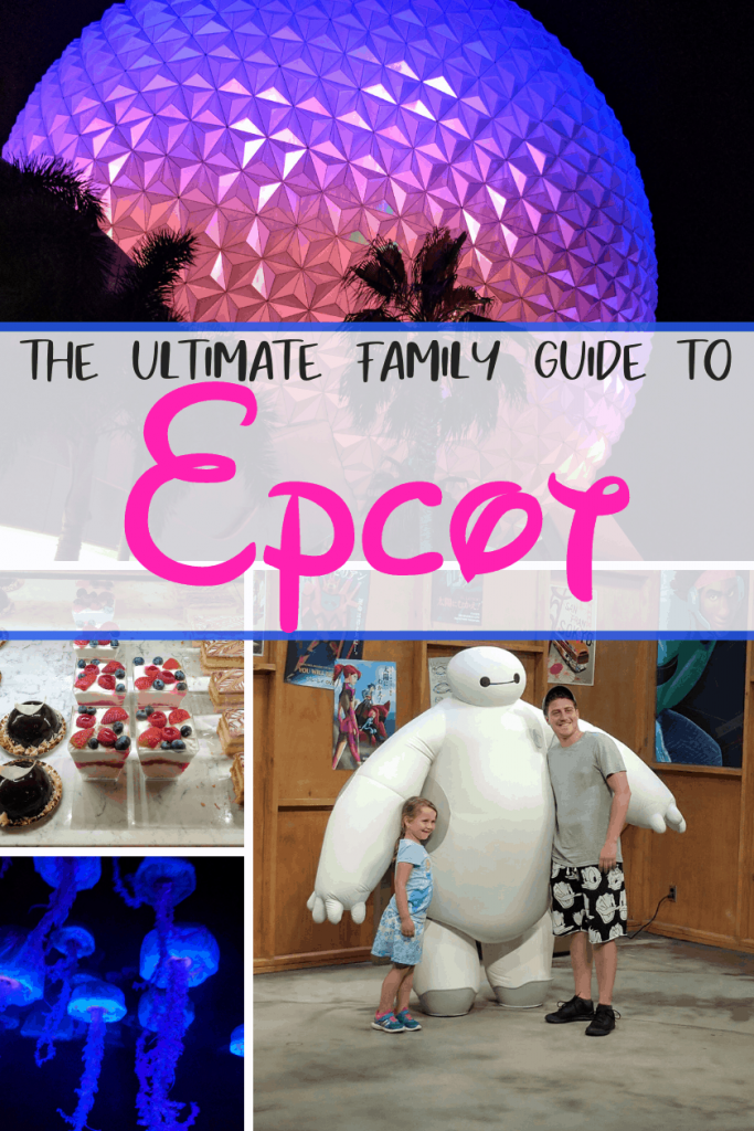 Ultimate Family Guide to Epcot