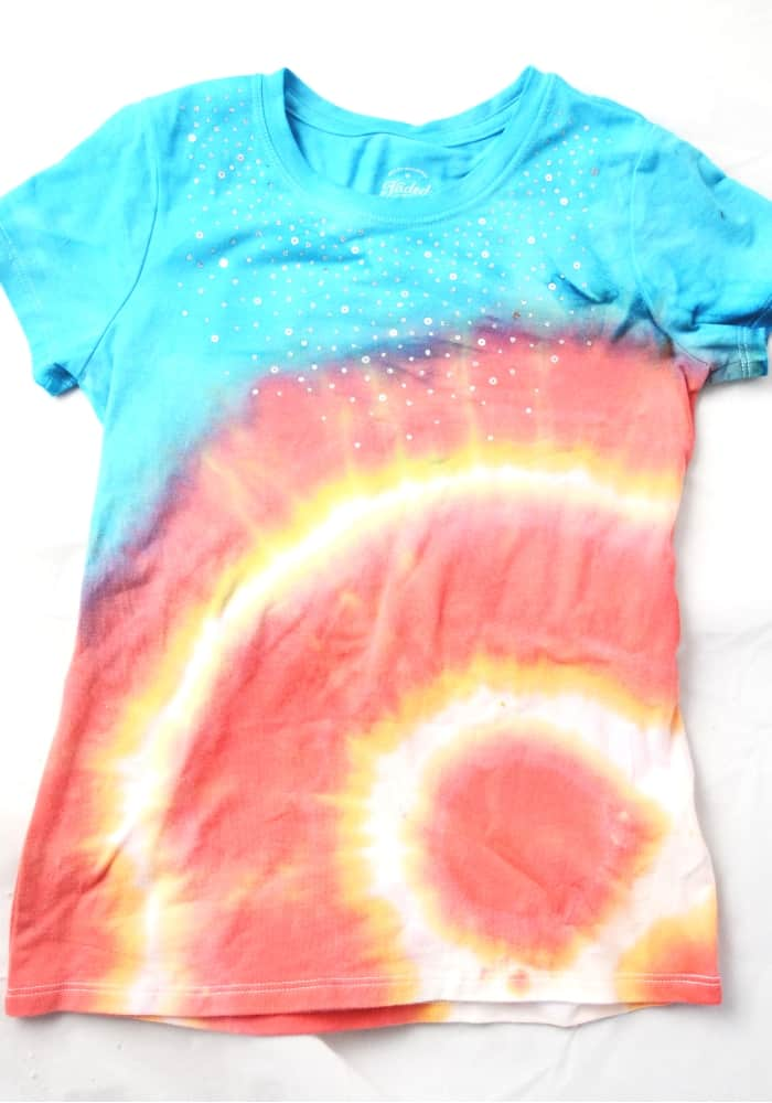how to tie dye