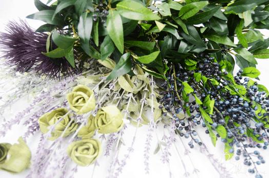 DIY Wood Flower Boutonierre