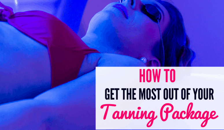 Indoor Tanning: How to Get the Most Out of Your Tanning Package