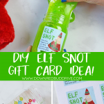 DIY Elf Snot Gift Idea