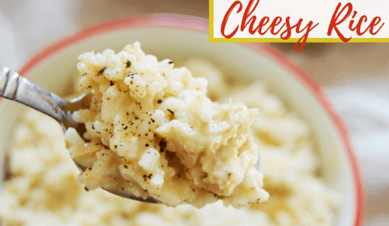 Chicken Cheesy Rice