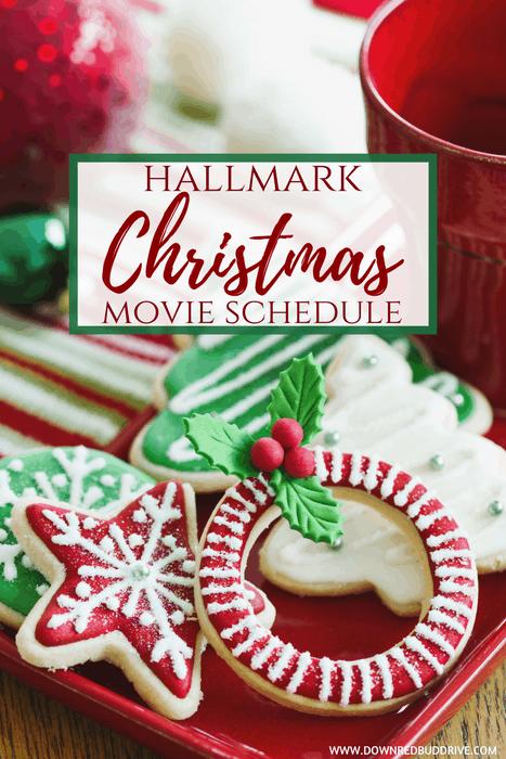 Hallmark christmas movie schedule the most wonderful for Hallmark christmas movie schedule 2017