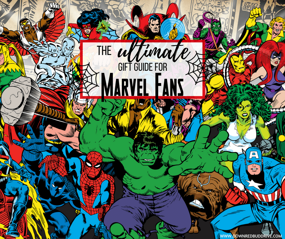 Gifts For Architects The Ultimate Guide: The Ultimate Gift Guide For Marvel Fans