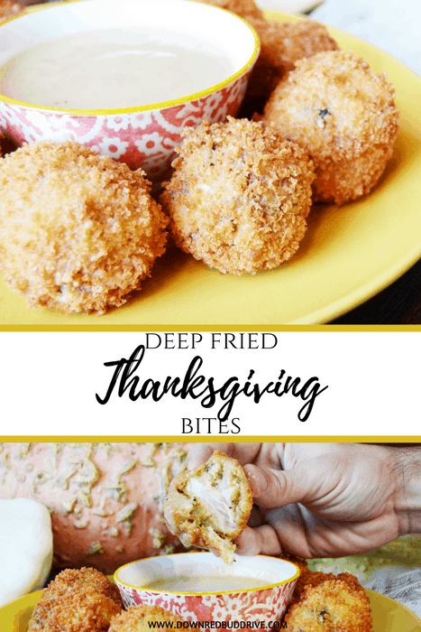 Deep Fried Thanksgiving