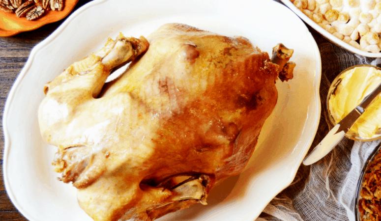 Easy Roasted Turkey