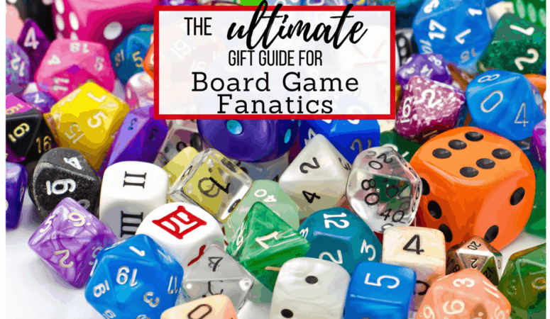 The Ultimate Gift Guide for Board Game Fanatics