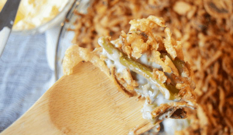Green Bean Casserole | With A Secret Ingredient!