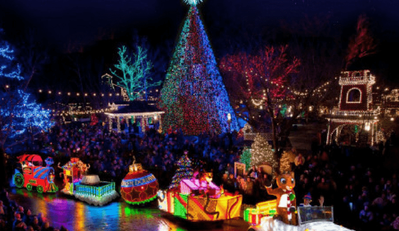 Silver Dollar City Christmas | Christmas Wonderland