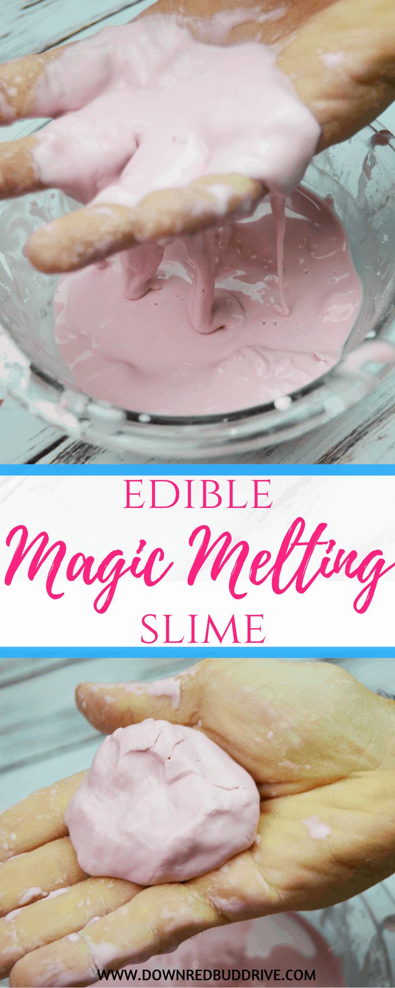 Edible Magic Melting Slime | Slime Recipe | Best Slime Recipe | Scientific Slime | Science Project | Homeschool Science | Oobleck | Edible Slime Recipe | Edible Slime | #slimerecipe #edibleslime #oobleck #edibleslimerecipe