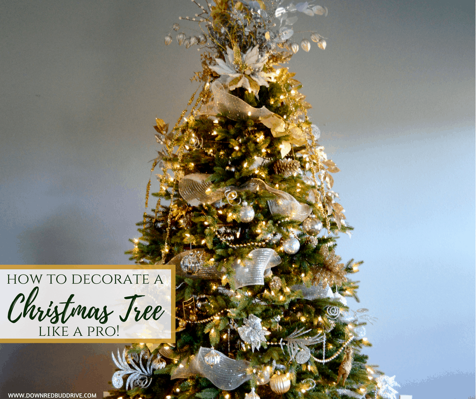 How To Decorate A Christmas Tree Like A Pro!