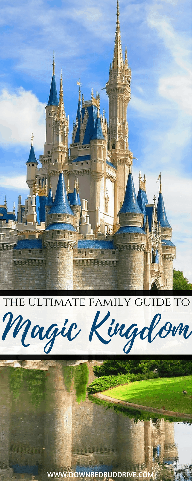 The Ultimate Family Guide to Disney World's Magic Kingdom   Magic Kingdom   Disney World   Disney World Magic Kingdom   Magic Kingdom Rides   Magic Kingdom Dining   Magic Kingdom Fast Pass   Down Redbud Drive   #disneyworld #magickingdom #disneyvacation