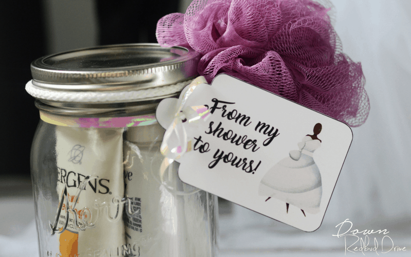 Drive By Baby Shower Party Favors