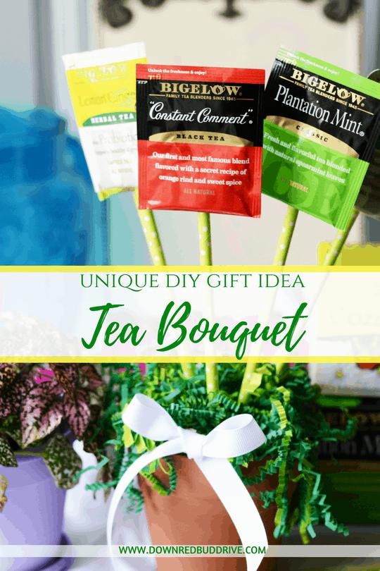 Tea Bouquet