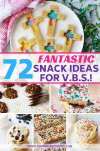 VBS Snack Ideas