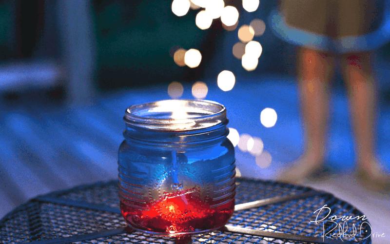 Citronella Jelly Candle