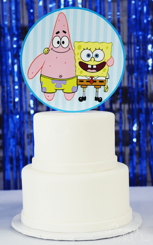SpongeBob Party Theme