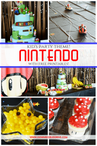 Nintendo Party Theme