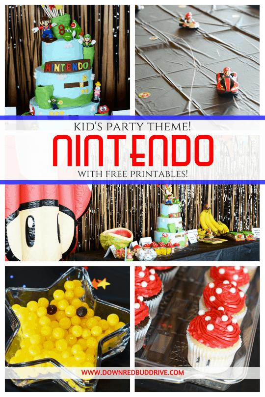 Nintendo Party Theme
