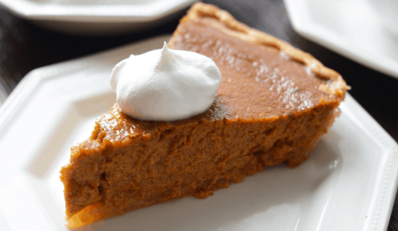 Pumpkin Pie Recipe | Just like my Mama makes!