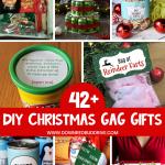 41 DIY Christmas Gag Gifts