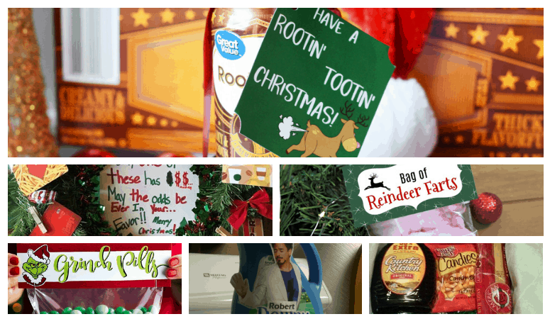 41 diy christmas gag gifts white elephant christmas gift ideas