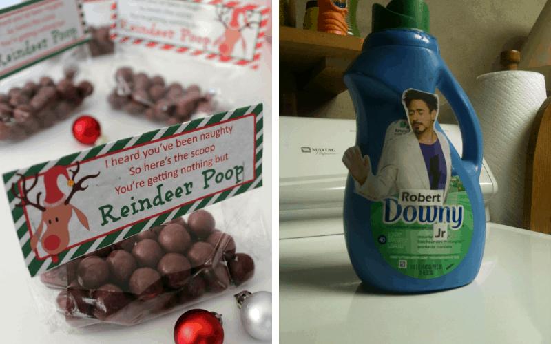 DIY Christmas Gag Gifts