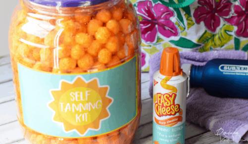 Self Tanning Kit