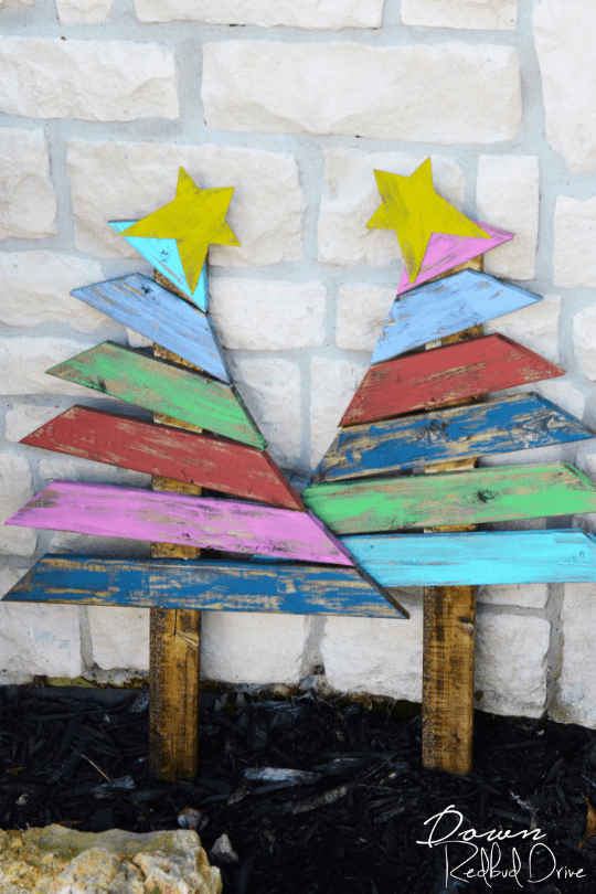 Grinch Trees Diy Outdoor Christmas Decorations