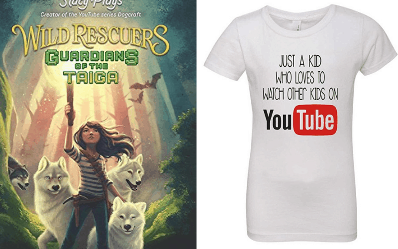Gift Guide for Kids Who Love YouTube