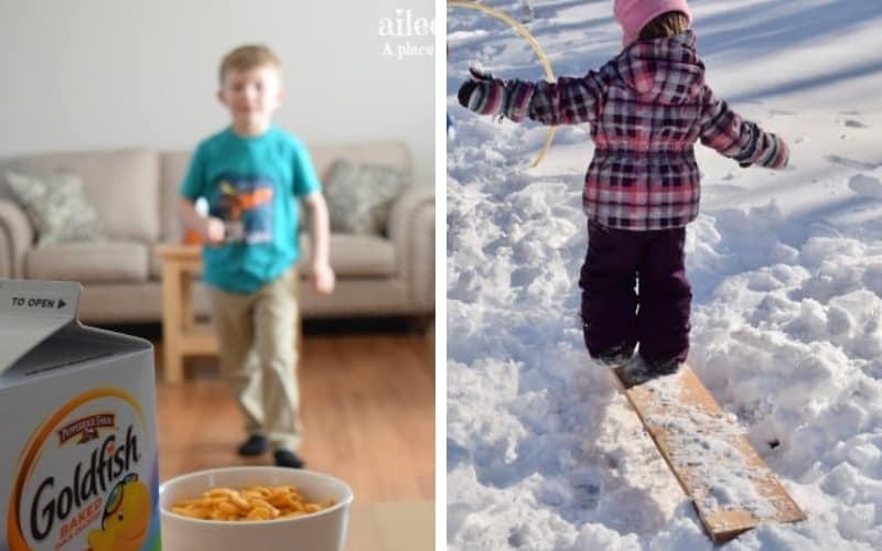 Kid's Winter Activities