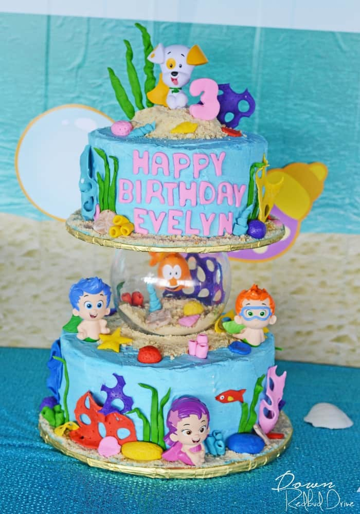 Bubble Guppies Birthday