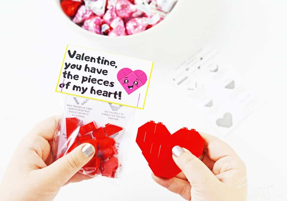 Lego Valentines