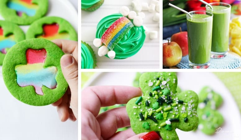 Green Food for St. Patrick's Day | 56 Festive Green Recipes