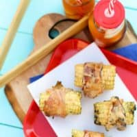 Backyard Bacon Wrapped Corn to Jumpstart Your Summer Grilling Season