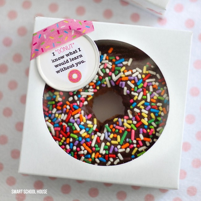 I Donut Know What I Would Learn Without You
