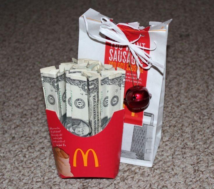 "McDonald's Money ""Fries"""
